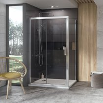 10° 10DP2+10PS shower enclosure