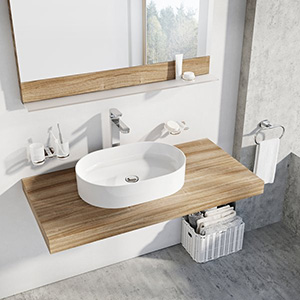 Most popular RAVAK products - Tabletop washbasins and thin-walled ceramics, a trend that's here to stay