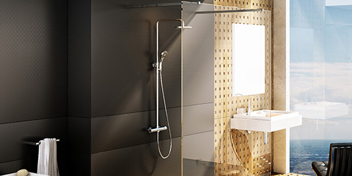 Thermostatic shower column – get the best out of your shower