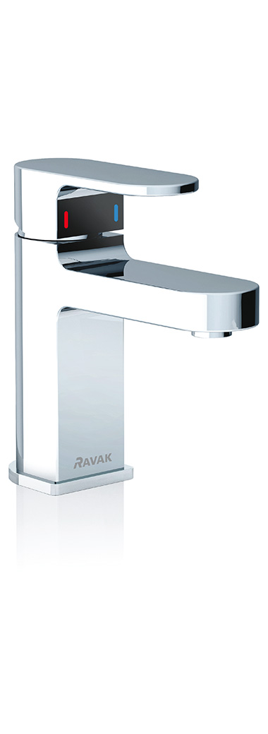Features of RAVAK water taps