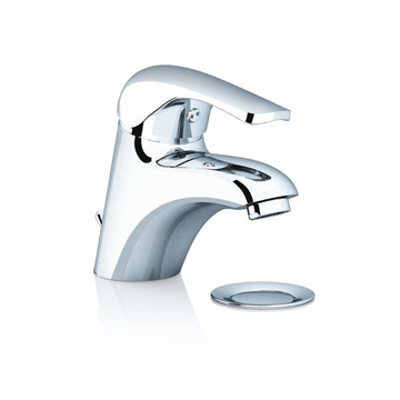 Rosa washbasin standing mixer taps