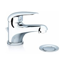 Suzan washbasin standing tap with waste