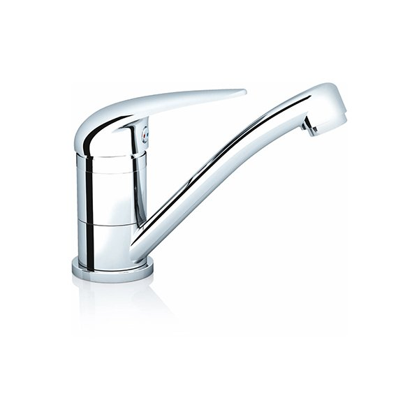 Suzan standing tap with rotary spout, without waste