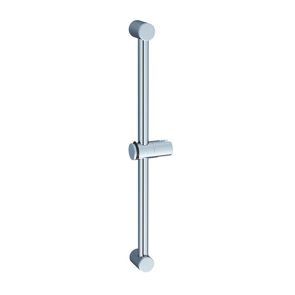 Bar with sliding shower holder, 60 cm