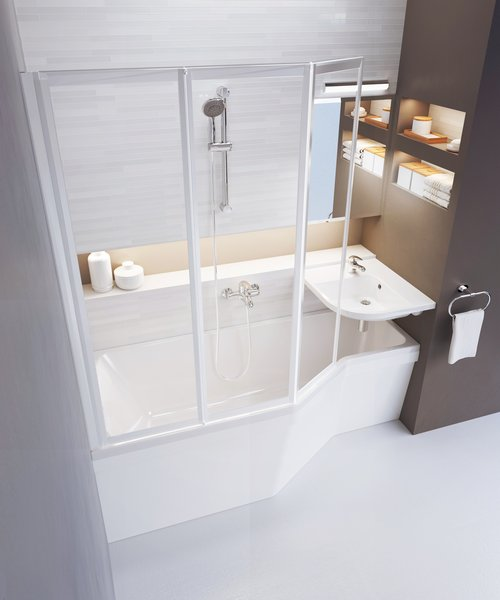Behappy Bathtub Ravak A S