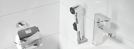 Taps with Bidet Shower