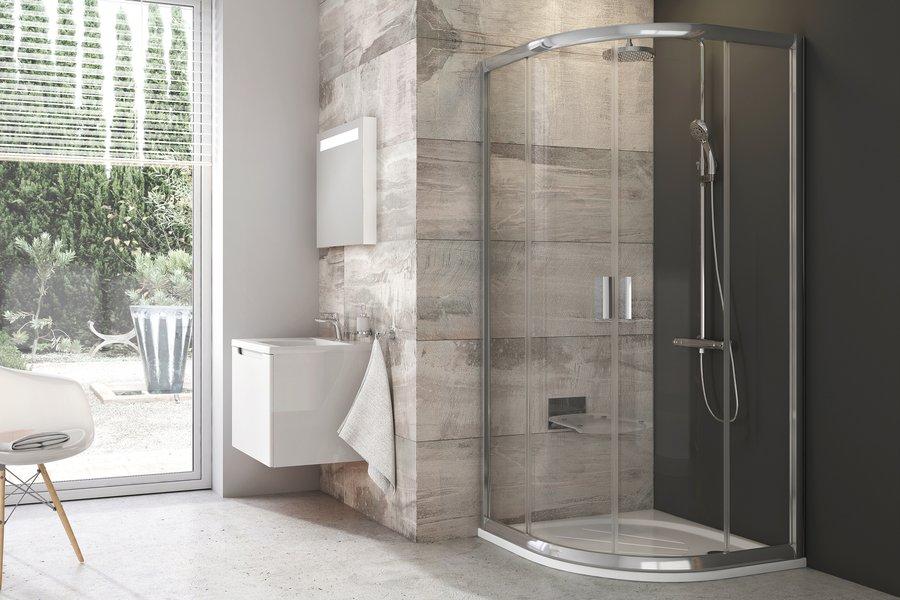 Blix BLCP4 shower enclosure - RAVAK a.s.