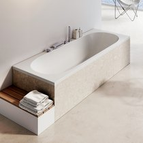 City/City Slim bathtub