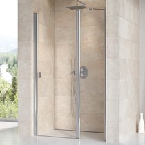 Chrome CSD2 shower door