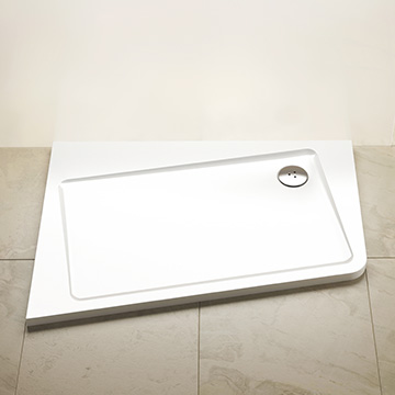 Galaxy Pro 10° Shower Trays