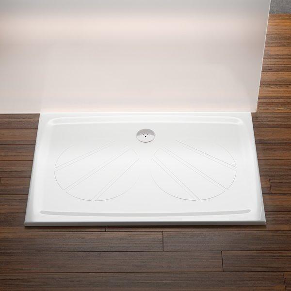Rectangular shower trays - RAVAK a.s.