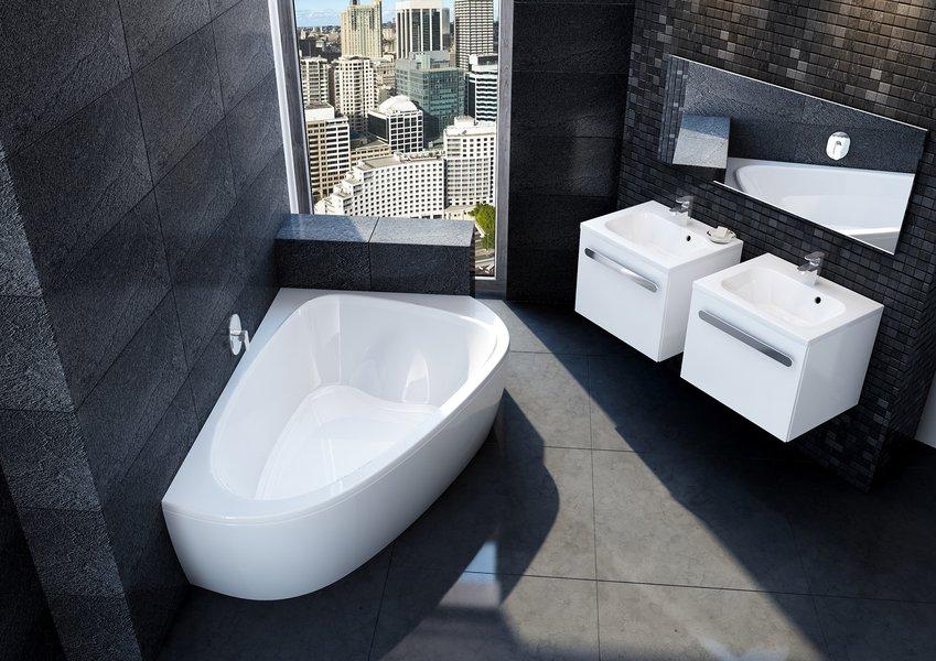 LoveStory II bathtub - RAVAK a.s.