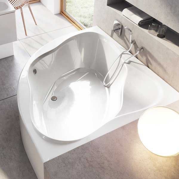 NewDay bathtub - RAVAK a.s.