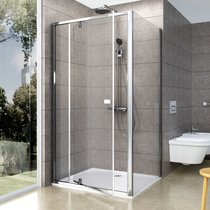 Pivot PDOP1/PDOP2 + PPS shower enclosure