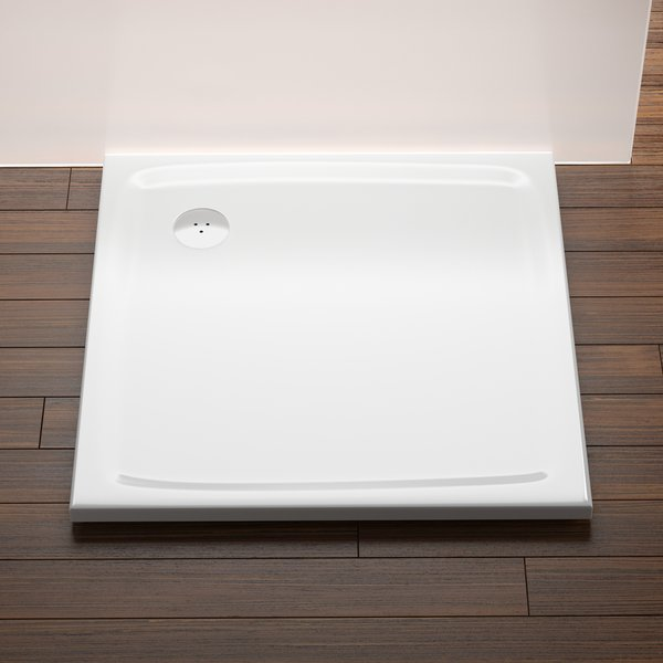 Perseus Pro Flat Shower Tray Ravak A S