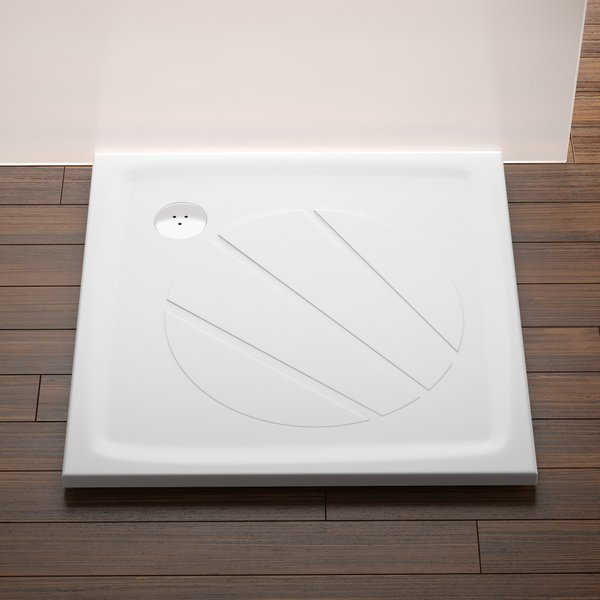 Square shower trays - RAVAK a.s.