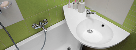 Avocado Washbasins