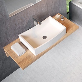Forms washbasins