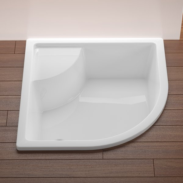 Deep shower trays and mini bathtubs - RAVAK a.s.