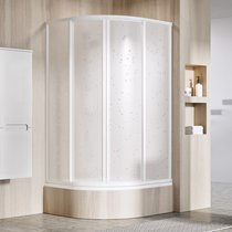 Supernova SKCP4 Sabina quadrant shower enclosure, short