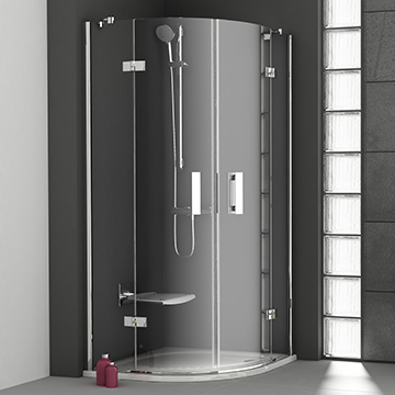 SmartLine shower enclosures and shower doors