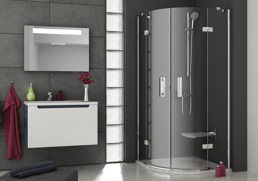 SmartLine SMSKK4 shower enclosure - RAVAK a.s.