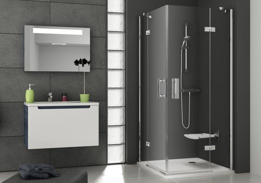Corner shower enclosures - RAVAK a.s.