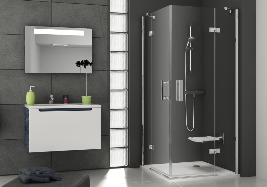 SmartLine shower enclosures and shower doors - RAVAK a.s.