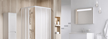 Supernova Shower Enclosures and Shower Doors