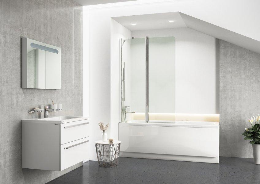 Chrome bathtub - RAVAK a.s.