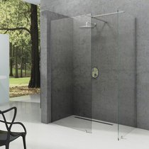 Walk-in shower enclosure, Double Wall model