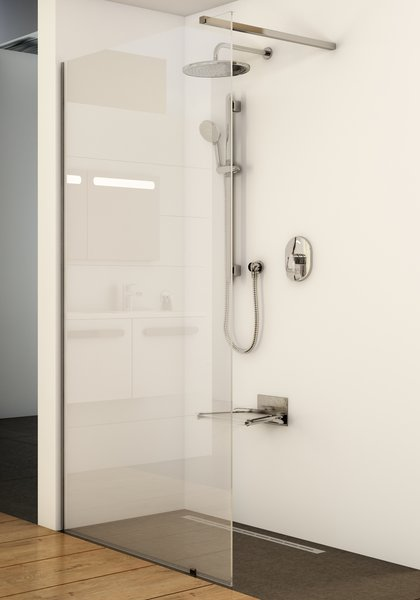 Walk In Shower Enclosure Model Wall Ravak A S