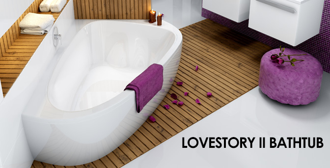 LoveStory II Bathtub